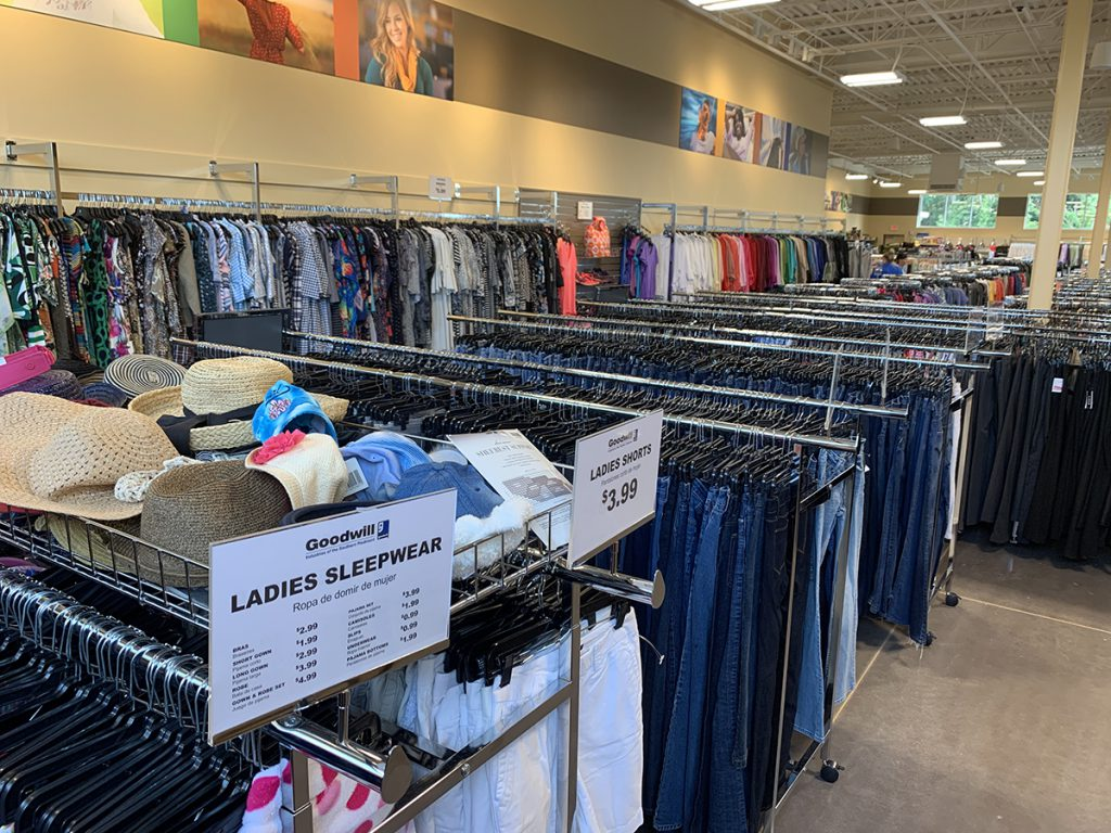 Goodwill to Open New Store in Fort Mill on Friday - Fort