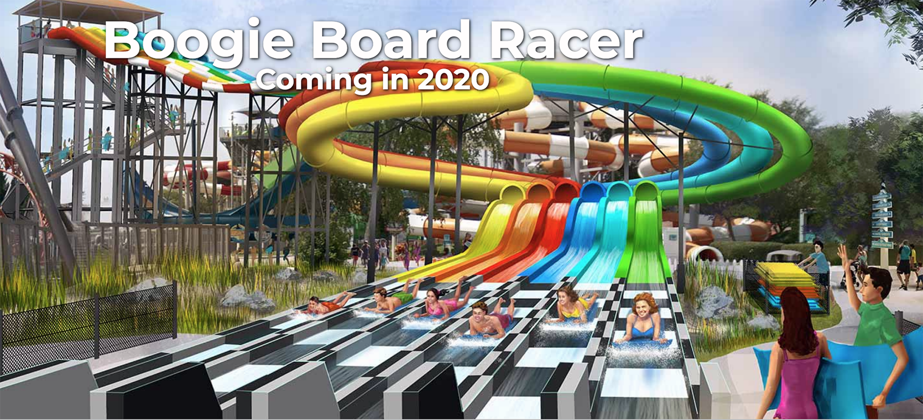 Carowinds Announces New Attractions for 2020 - Fort Mill Sun